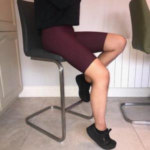 Nicholina Shorts in Barlo