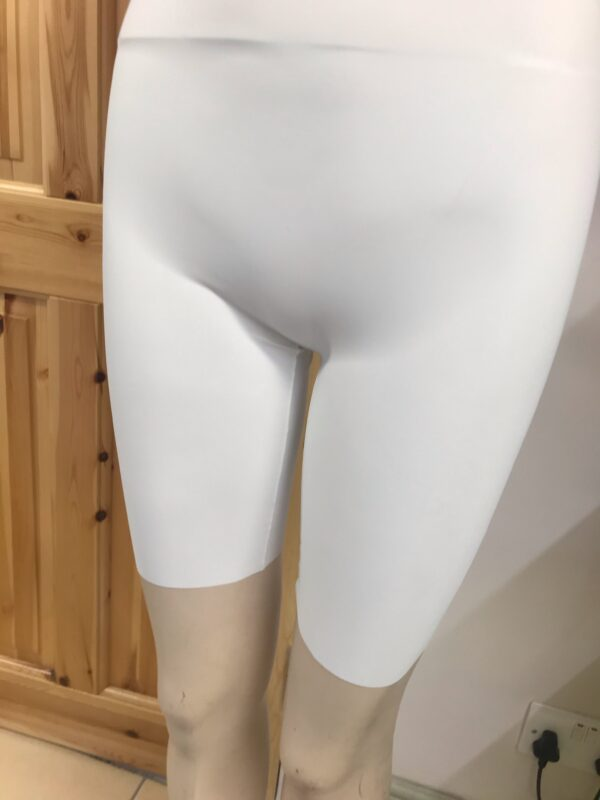 una leggings grey